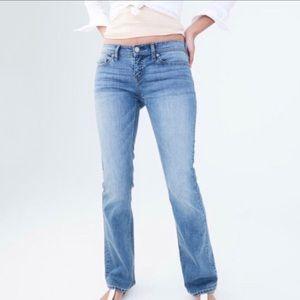 Aeropostale | Chelsea Skinny Bootcut Jean Size 5/6